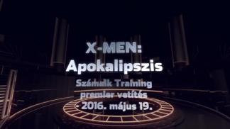 X-MEN Apokalipszis:<br />premier vetítés