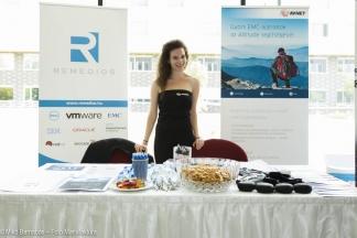Remedios Stand a VMUG konferencián