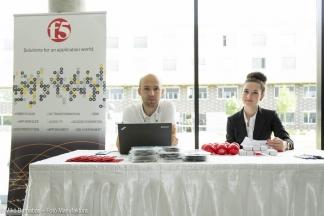 F5 stand a VMUG konferencián