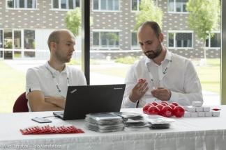 Kiállítók a VMUG konferencián