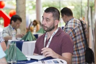 Résztvevő a VMUG konferencián