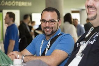 Látogató a VMUG konferencián