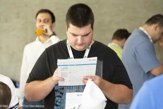 Résztvevők a VMUG konferencián