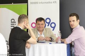 99999 Informatika a VMUG konferencián