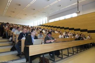 Előadás a 2016-os VMUG konferencián