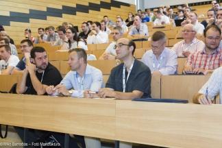 Résztvevők a VMUG konferencia előadásán