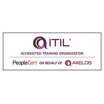 ITIL<sup>®</sup> v3 és 4 tanfolyamok és vizsgák